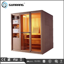 Manufacture price swedish sauna