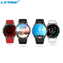 Factory Wholesale Round Screen Smart Watch OEM, Video Camera Call Mobile Phone Watch 4G 3G, Wifi Gps Android Watch Phone