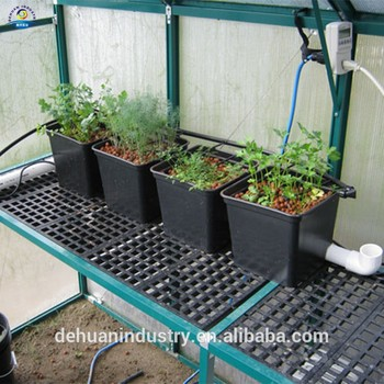 Drip Irrigation System Used In Vertical Farming System