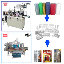 car perfume blister packing machine supplier