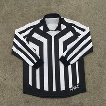 100% Polyester Sublimation Design Name/Logo Custom Hockey Referee Suit