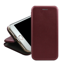 China Factory Card Wallet Leather Mobile Cell Phone Case For IPhone 5 6 7 8 X