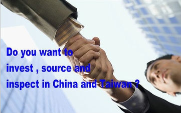 Business consulting: Invest/Source/Inspect/Register in China Area