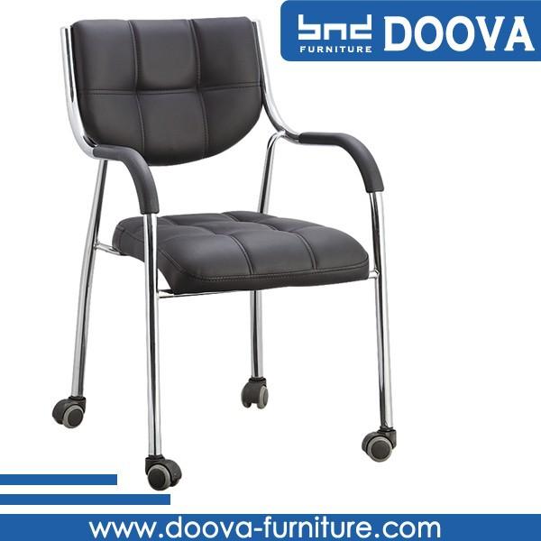 Gros chaise de bureau rouge couleur pu pvc cuir chaise for Chaise de bureau bureau en gros