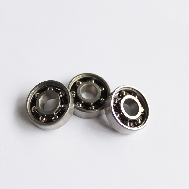 China Top Supplier OEM 608 full stainless steel bearing spinner toys bearing