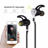 2016 New Design TF cand/FM sport portable V4.0 CSR wireless bluetooth headset