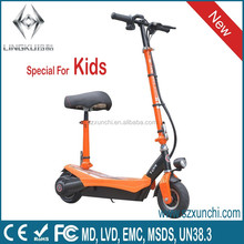 Samsung battery electric scooter with seat for kids