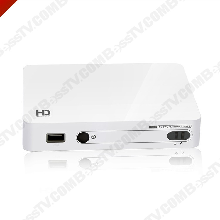 Original IPTV SET TOP BOX Multimedia Player Internet TV IP Receiver faster than MAG256