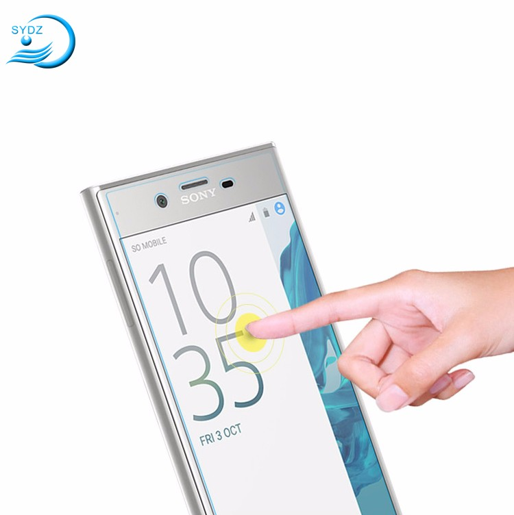 Hd Clear 9H Hd Clear Screen Protector For Sony Xperia Xz