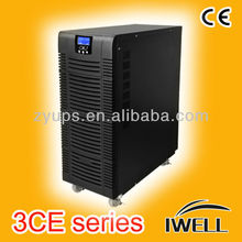Three Input and Single Phase output UPS 15KVA 12KW 380V input 220V output