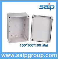 New weatherproof pvc electrical switch boxes with high quality