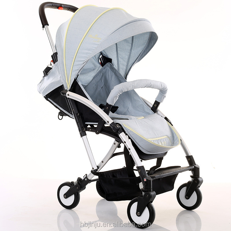 2017 New Baby Products Easily Foldable Light Baby Stroller For newborn Baby