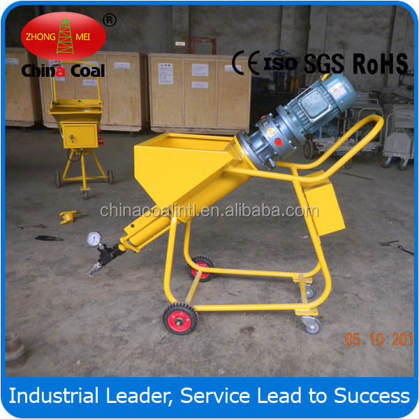Vertical Electric Cement Grouting Spiral Pump