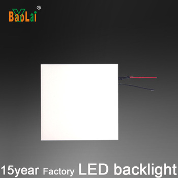 custom designed PMMA led backlight