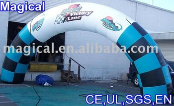 Inflatable Half Circle Arch for Events