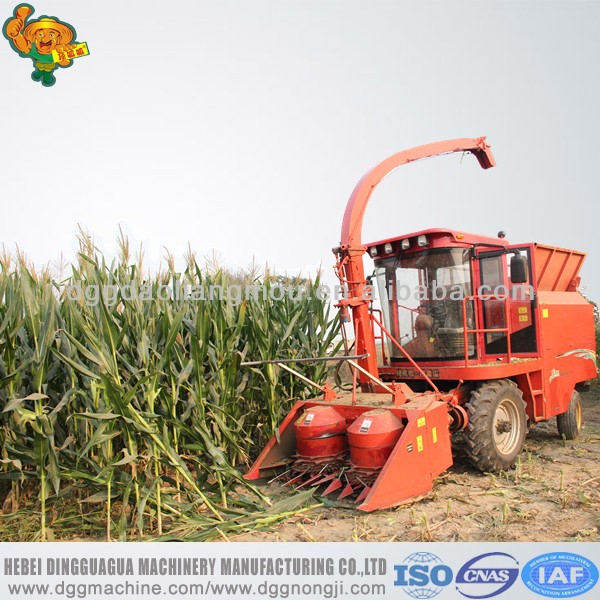 Hot selling silage equipment corn/wheat/grass harvester