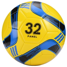 Inflated foam pvc leather football & soccer ball
