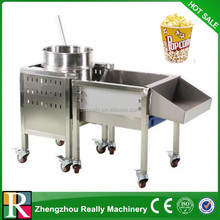 Industrial gas popcorn packaging machine popcorn making machine for sale
