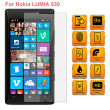 Genuine 100% Premium Mobile phone Tempered Glass LCD Screen Protector for Nokia Lumia 930