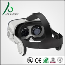 Original supplier mini vr box 3d video