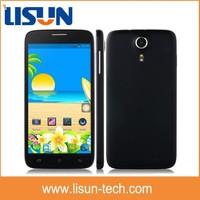 cheapest 5 inch 3G smartphone MTK6582 dual sim android mobile phone factory low price