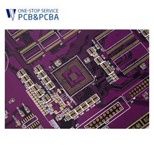 Custom logo circuit board PCB for TV mainboard
