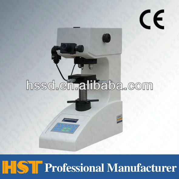 HV-1000B LCD Display Microhardness Tester + Vikers Hardness Tester