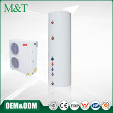 Hot Sell New Design Energy-Saving Indoor Water Tank Stainless Steel Air To Water Heat Pump