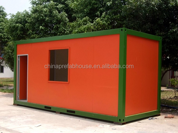 21years & UN supplier--20feet Container House -- meet The German standard