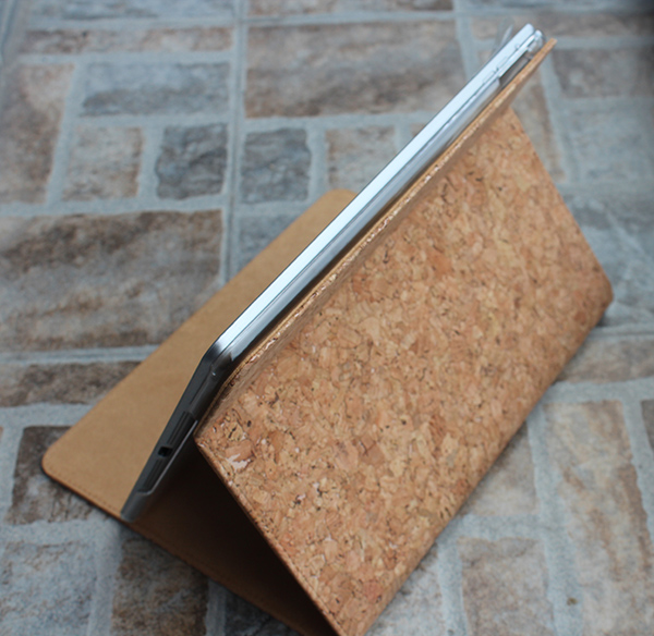Boshiho New Material High Quality Leather Case for ipad Air