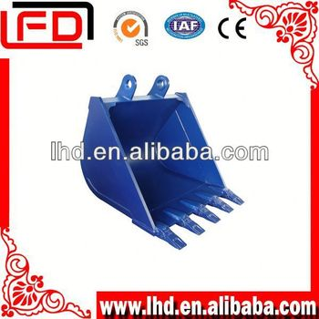 HOT Professional Made loader bucket with high quality bucket tooth
