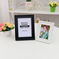 Handmade transparent picture frame 12x16
