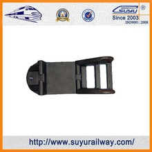 Suyu base plate railway fasteners,vibration protecting cradle