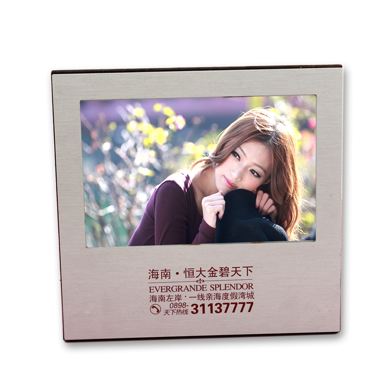 metal photo picture frame