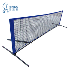 Portable Beach Polyethylene Volleyball Tennis Net