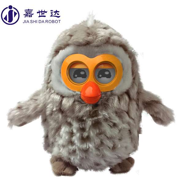 Factory price owl shape educational toy for 2015 christmas toy