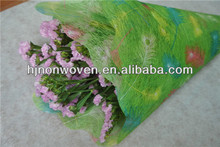 Non-woven fabric roll for gift packing flower wrappping