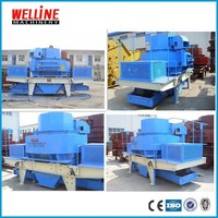 New product hot sell Vertical Shaft Impact Crusher,high-efficient sand making machine