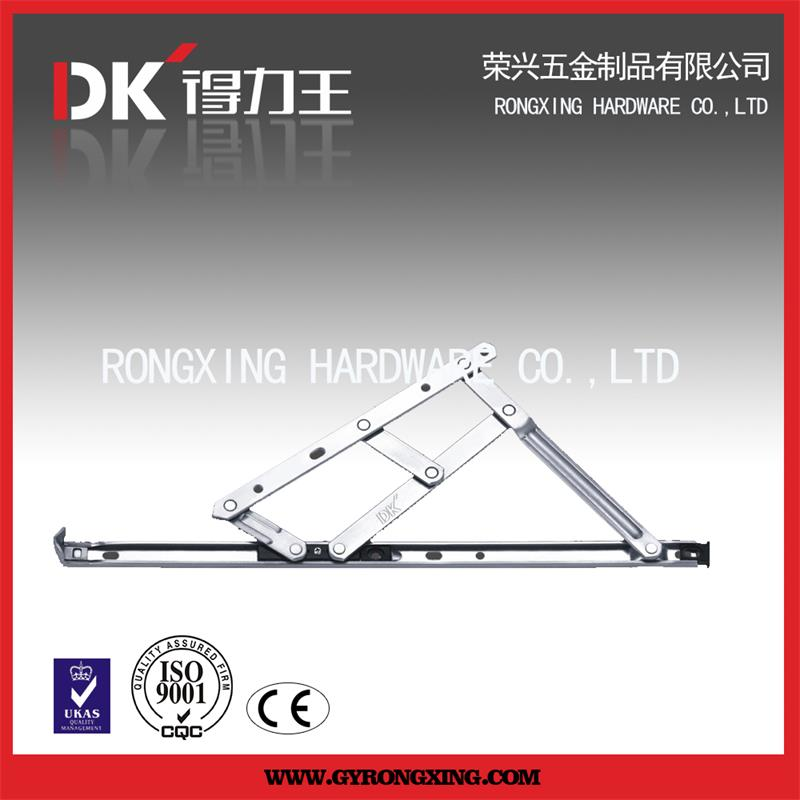 Top-hung friction hinge,window stay arm