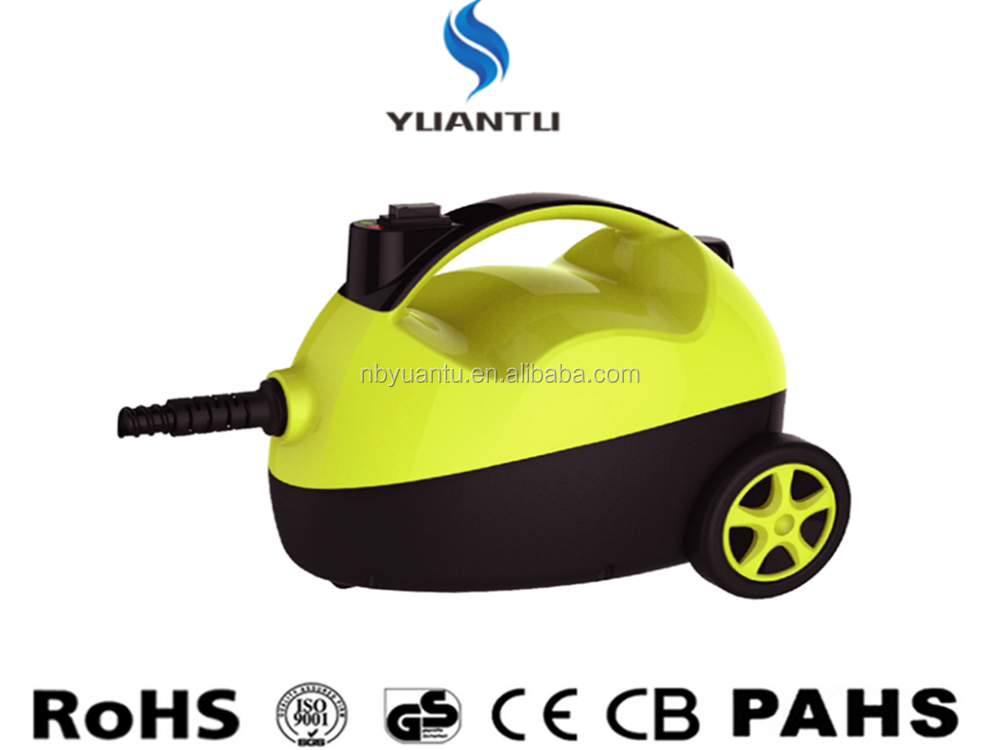 Multi-functional domestic steam cleaner 1800W 1500ml powerful cleaning OEM factory