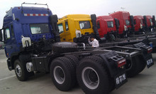 2016 Hot Sale JAC 6X4 tractor truck, prime mover with High Quality