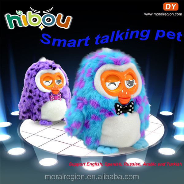 Hot-sale hurby russian talking toy direct buy from china factory