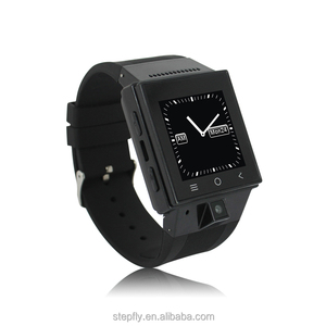 S55 1.54 inch capacitive touch screen android watch bluetooth 4.0 WIFI GPS 3G Android Watch Phone