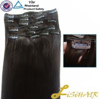 Stainless Steel Eco-Friendly Wig Clips Hair Extension