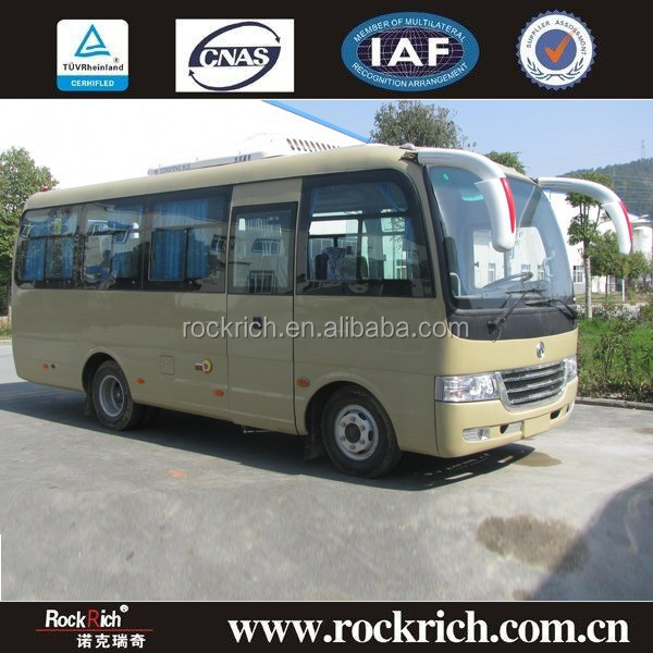 China Suupplier Dongfeng New Brand 20 Seater Off Road Bus For Sale