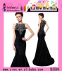 2016 High Waist Elegant Black Ladies Traditional Formal Evening Dress China Alibaba Supplier Traditional Formal Evening Dress