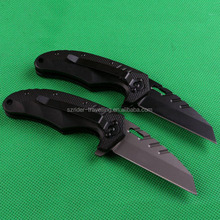 OEM Titanium sport knife scales china hunting knives