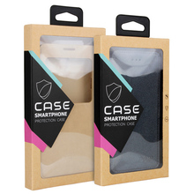 custom pringting phone case packaging for iphone and samsung cases