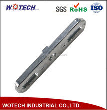 Wotech OEM zinc plating aluminum die casting connection metal part
