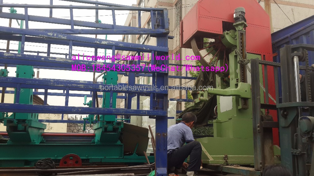 Special hot selling wood bandsaw ,vertical bandsaw machine for woodcutting machnery